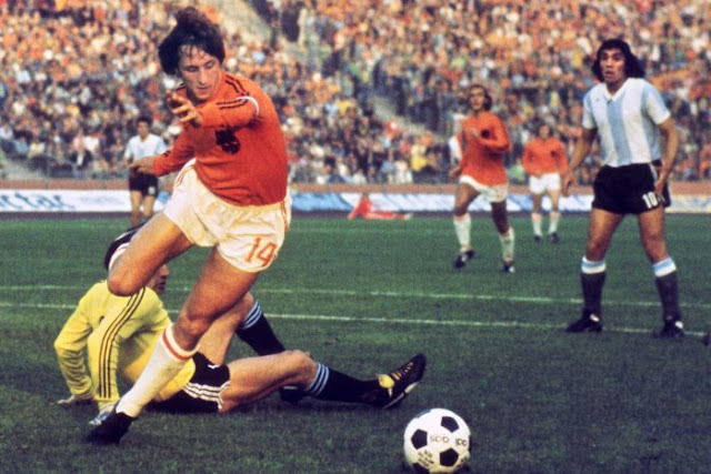 Johan Cruyff, Dutch football legend, dies after battle with cancer