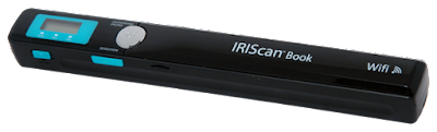 Download Software IRIScan Book 3