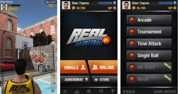 Game Bola Basket Terbaik di Android-8