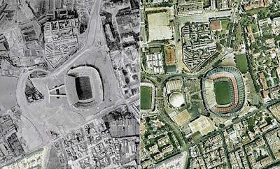 Evolució i urbanisme