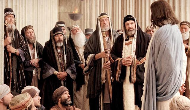 Jesus e os políticos de seu tempo