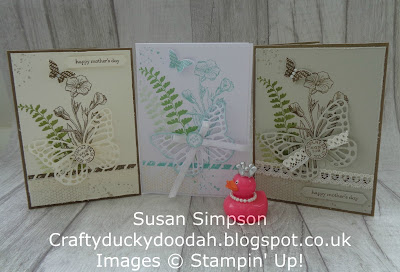 Craftyduckydoodah!, Stampin' Up! UK Independent  Demonstrator Susan Simpson, Butterfly Basics, Butterflies Thinlets, Supplies available 24/7 from my online store,