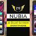 Conheça o smartphone de tela dupla da Nubia