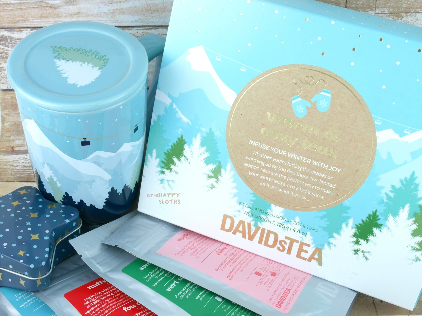 DAVIDsTEA Holiday 2016