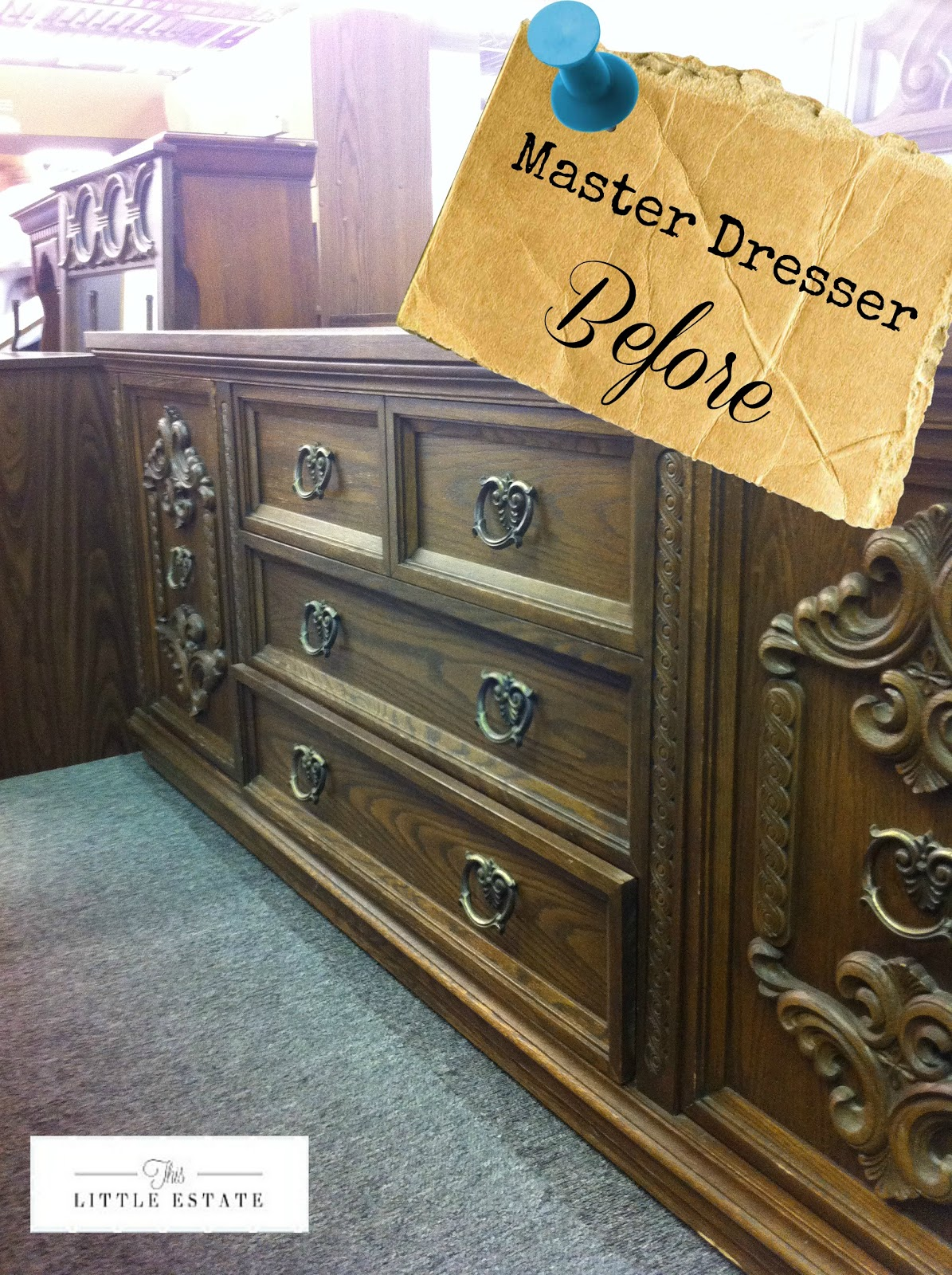 Master Bedroom Furniture Redo