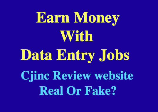Cjinc Review website