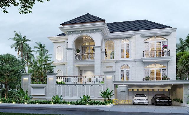 Ingin Memiliki Rumah Bernuansa Villa? Pakai Jasa Desain Rumah Emporio Architect Saja!