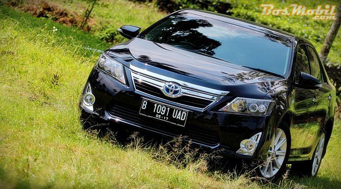 all new toyota camry indonesia alphard 2.5 x review hybrid carslounge booming di negara maju membuat pemegang merek dalam negeri ini yakin akan kesuksesan