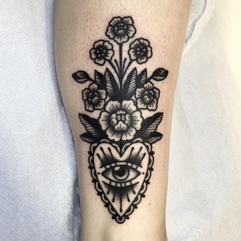 tattoo small grip