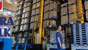 Lowongan kerja PT Ultra Jaya Milk Industry