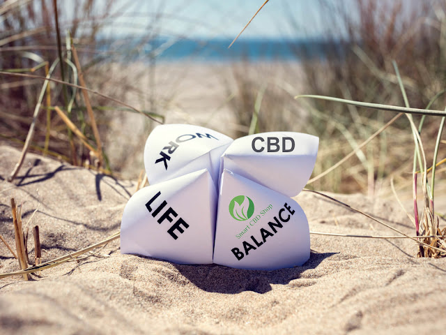 How Cbd can help with stress by barbies beauty bits