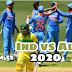 India vs Australia dream 11 prediction - Aus tour of Ind 2020