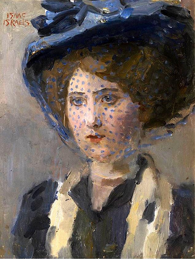Cup3Tint3: Isaac Israëls, nato Isaac Lazarus Israëls [pittore olandese,  1865 - 1934]