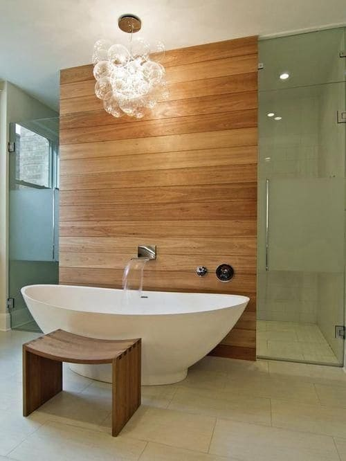 Modern Baths photos for large and small spaces