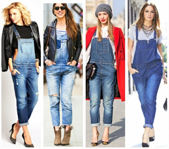 Ten Sexy Dungarees to rock the spring