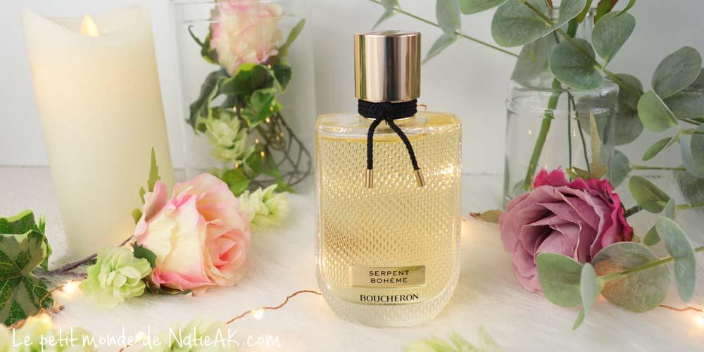 eau de parfum Serpent Bohème Boucheron