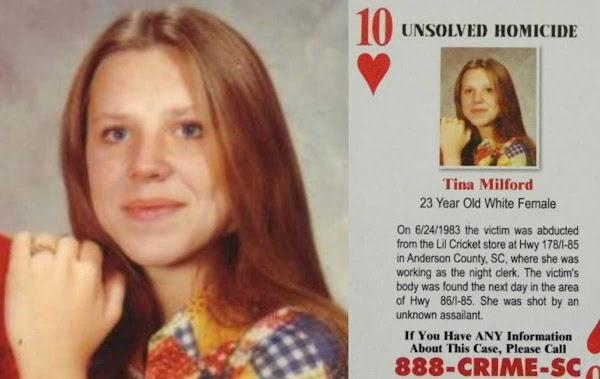 The Brutal Murder of Tina Milford