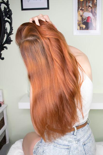 [526.] Aktualna pielęgnacja włosów!