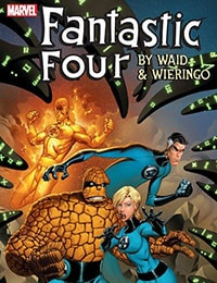 Fantastic Four by Waid & Wieringo Ultimate Collection