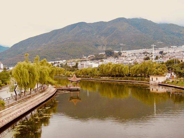 Dali city -(Xiaguan) ,photographed by Dr. Das Bikashkali