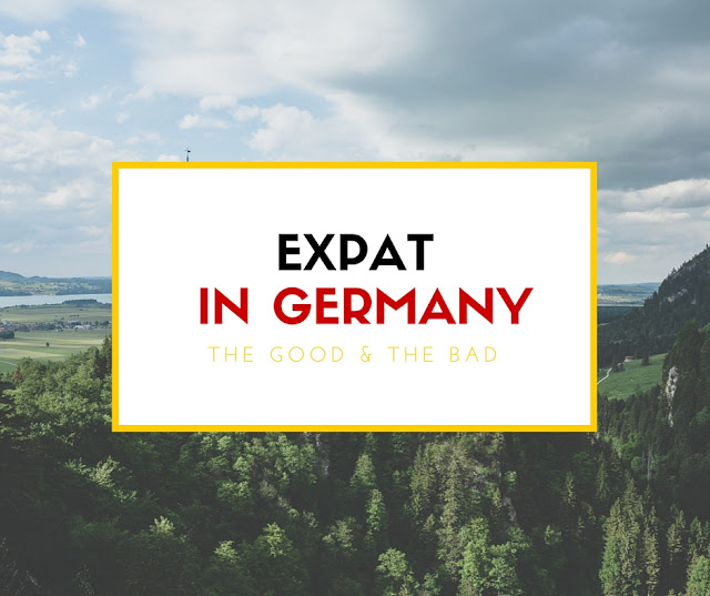 Expat in Germany: the good and the bad