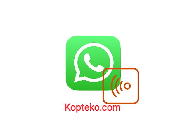 Tanda WhatsApp Tidak Aktif