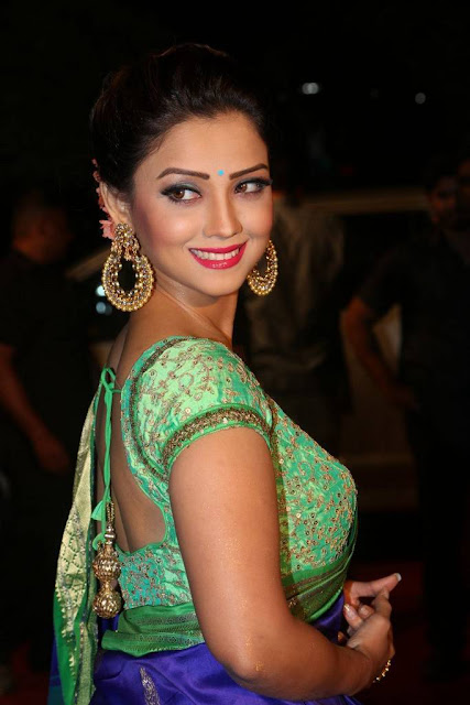 Adaa Khan Stills At Gemini TV Puraskaralu 2016
