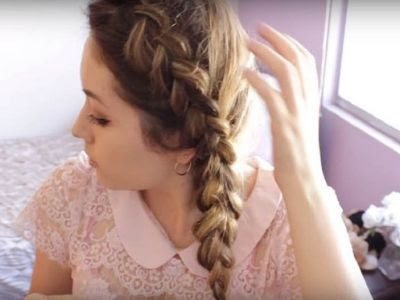 Top 5 Easy Hairstyles For Short Hair For School Girls 2020