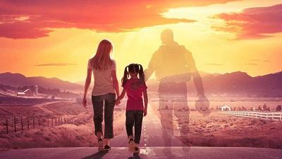 Dios bendiga el camino roto HD 720p, God Bless the Broken Road HD 720p poster box cover