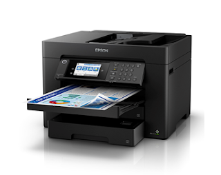 Epson WorkForce Pro WF-7845 Driver Download