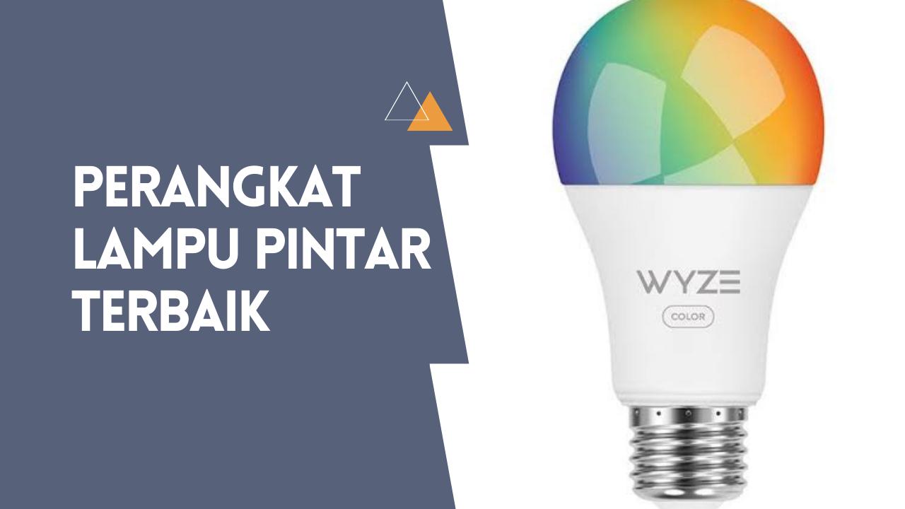 smart lighting terbaik