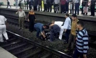 عاجل.. إصابة طفل تتسبب في تعطل حركة مترو الأنفاق بمحطة الدمرداش