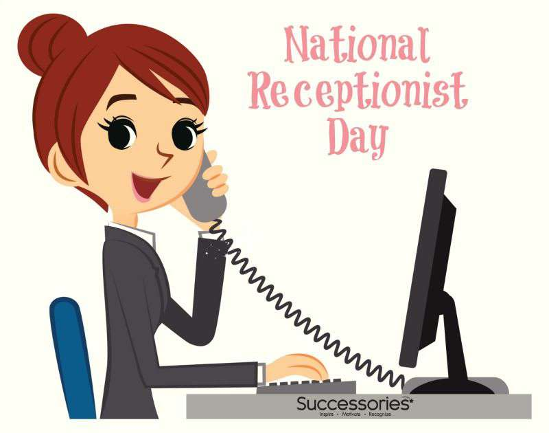 National Receptionists Day Wishes for Whatsapp
