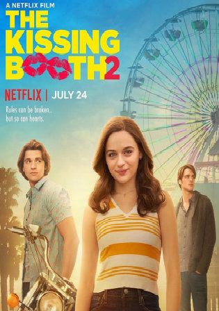The Kissing Booth 2 2020 BluRay 400MB Hindi Dual Audio 480p Watch Online Full Movie Download bolly4u