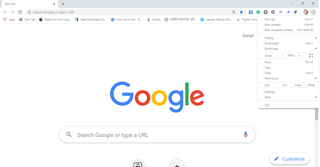 how to secure chrome browser