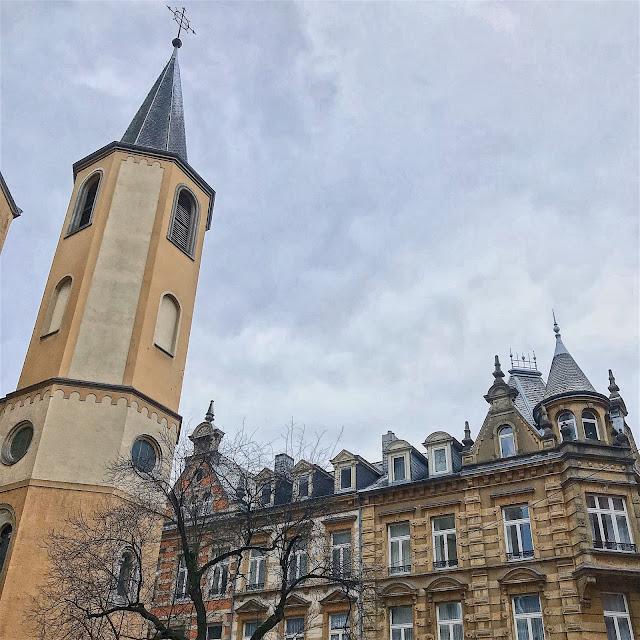 lussemburgo borgo antico
