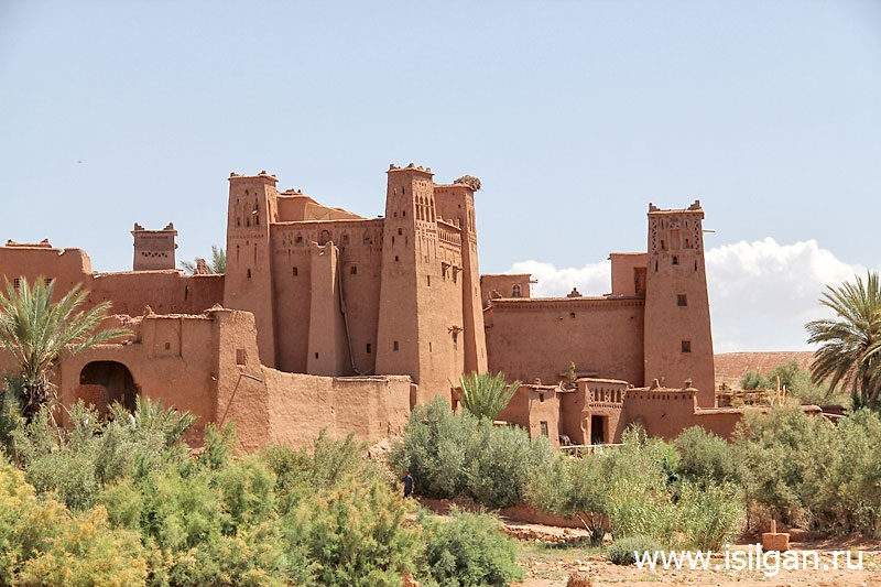 Ksar-Ajt-Ben-Haddu-Marokko