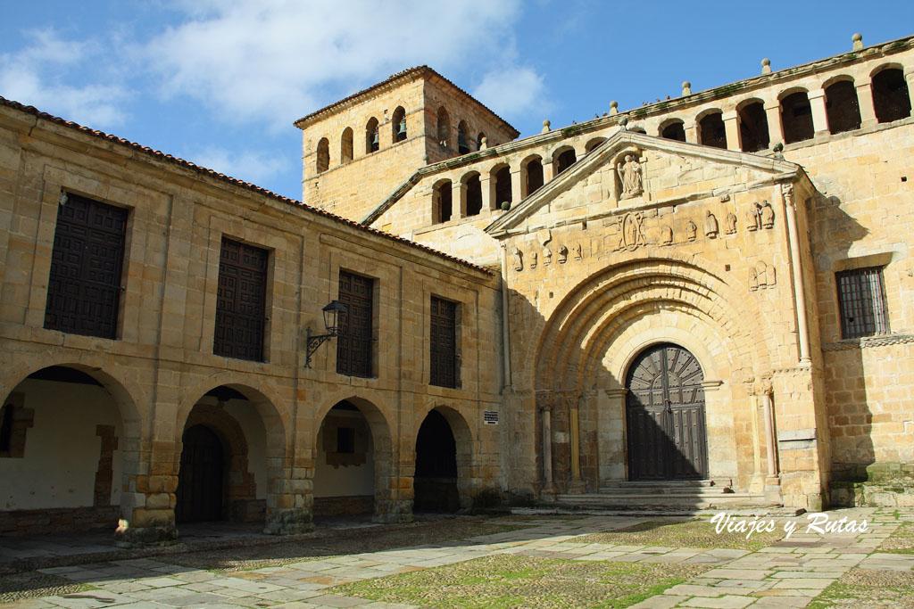 Colegiata de Santa Juliana, Santillana