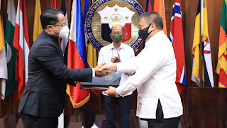 India and Philippines signed Key Defence Pact