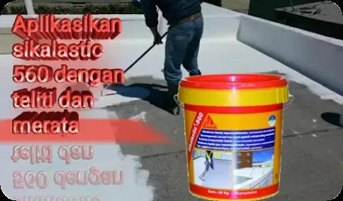Mencegah Atap Rumah Bocor dengan Waterproofing