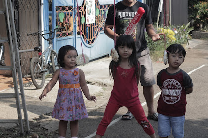Lomba Makan Kerupuk (Anak-Anak) - 18 Agustus 2019