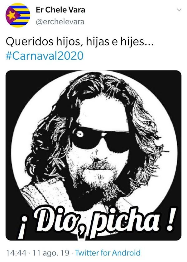 '¡Dio, Picha!'