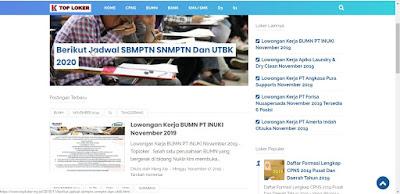 Template Blog Kompi Ajaib vs VioMagz By Orang Awam