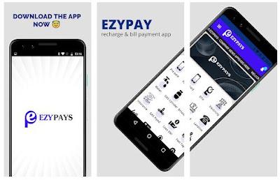 Aplikasi EzyPay