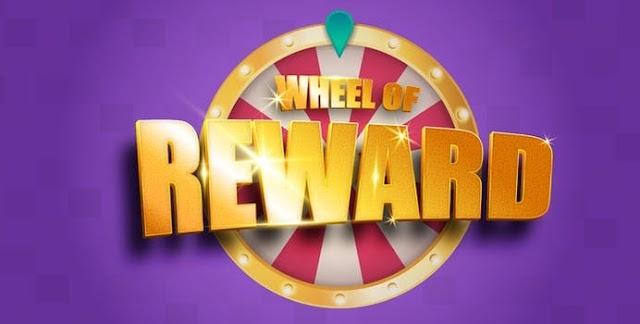 Wheel of Reward Quiz
