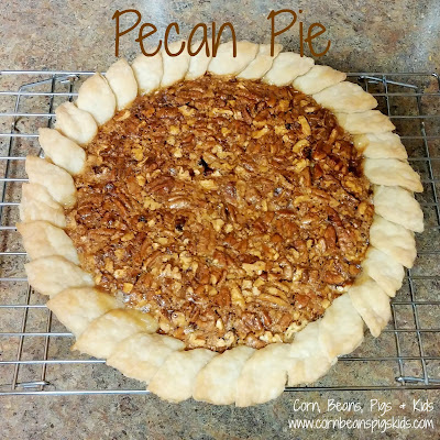 The Traditional Thanksgiving Pecan Pie Recipe