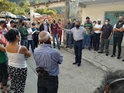 Ejecutivo regional procurará mejoras a la vialidad en El Rincón de San Jacinto