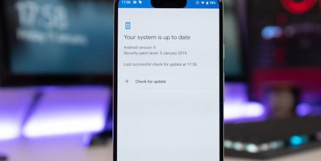 Cara Cek Patch Keamanan Android Sudah Update atau Belum