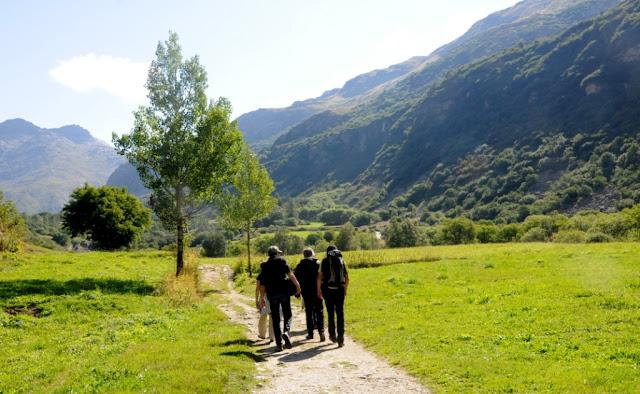haute-maurienne, wandelen in de franse alpen, hameau de l'ecot, bonneval-sur-arc, maurienne,