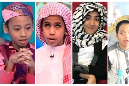 Mukjizat Itu Nyata, 4 Anak Ini Menjadi Penghafal Al-Qur'an Meski Alami Keterbatasan Fisik